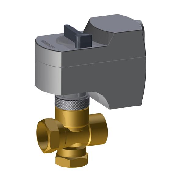 Siemens 599 Series Zone Valves